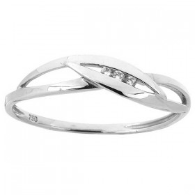 BAGUE TRILLOGY DIAMANTS 1001589